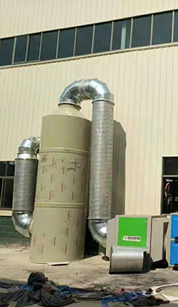 低温等离子废弃处理设备
