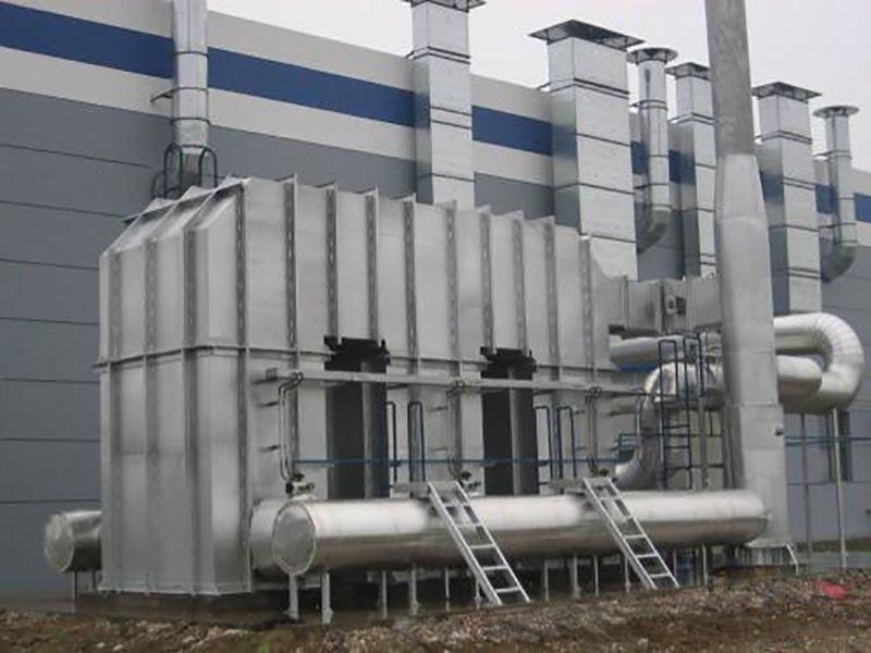 活性炭吸附工程